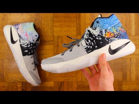 Nike Kyrie 2 Performance Overview - MY INITIAL THOUGHTS! MR FOAMER SIMPSON eb7e3600d7
