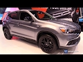 2018 Mitsubishi Outlander Sport - Exterior, Interiot Walkaround - Debut at 2017 Chicago Auto Show
