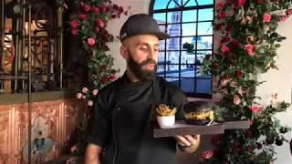 Рецепт бургера с говядиной