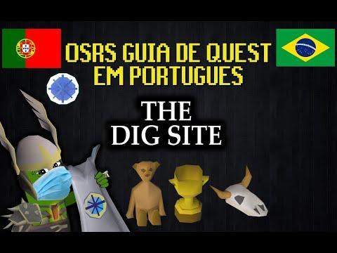 [PT-BR] The Dig Site OSRS |