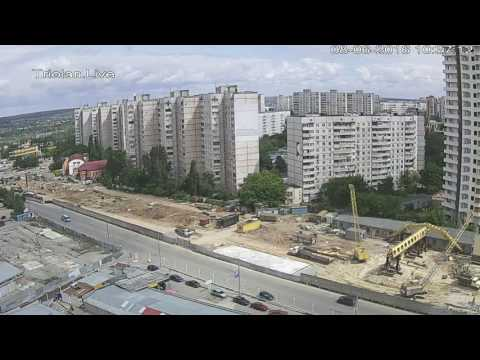 Triolan.Live - Харьков, строительство станции метро
