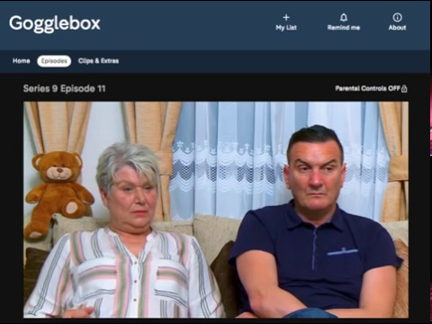 Sam Lee's Singing WIth Nightingales BBC Feature Makes it to GOGGLEBOX