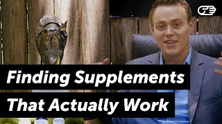 Buying Supplements: Industry Insider's Tips to Finding Products That Actually Work   HighYa