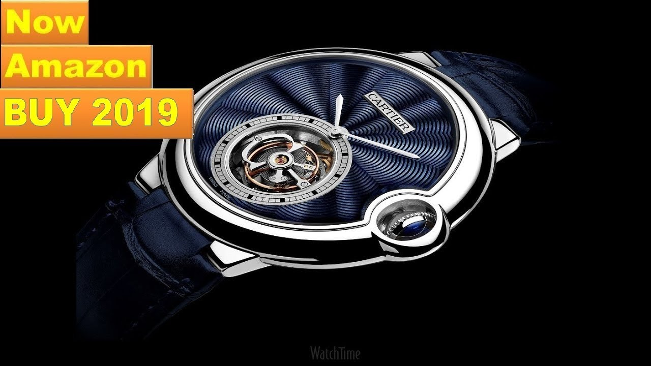Top 10 Best Cartier Watch For Men Buy in 2018   YouTube Top 10 Best Cartier Watch For Men Buy in 2018