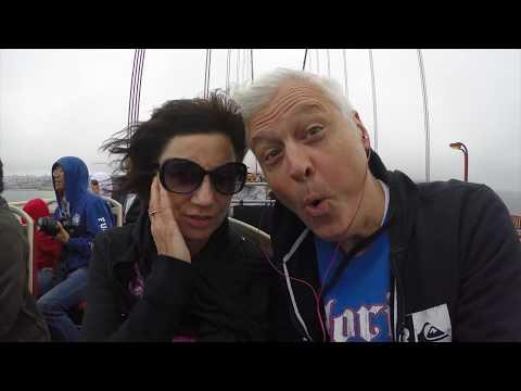 """John & Tami in California! """"Business Trip"""""""
