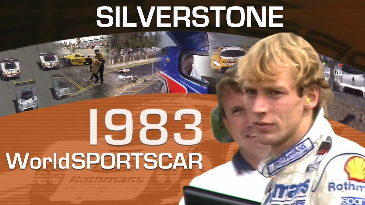 Video: Stefan Bellof's epic Qualifying Lap at Silverstone