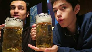 DRUNK IN GERMANY.. OH NO