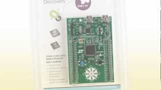 STM32 F3-Discovery kit demonstration