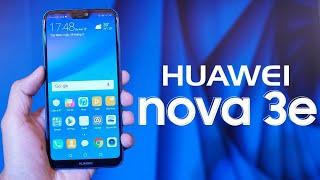Tai thỏ phân khúc tầm trung: Huawei Nova 3e