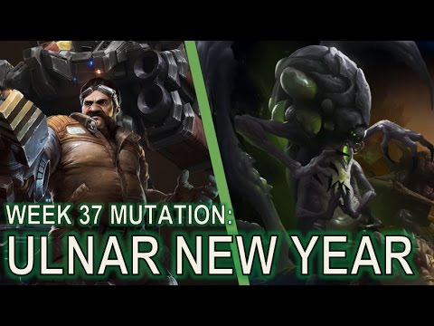 Starcraft 2 Co Op Mutation #37: Ulnar New Year [Gas starved