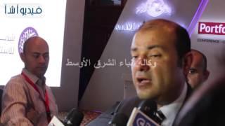 بالفيديو :خالد حنفى نعمل علي مشروع يربط بين المستهلكين وتجار التجزئة إلكترونيا