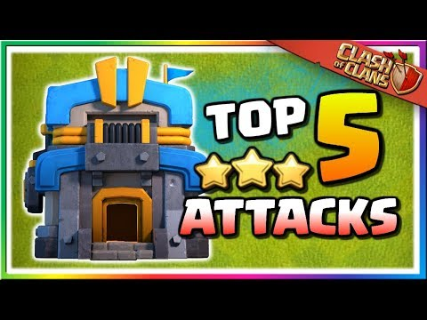 TOP 5 BEST TH12 Attack Strategies For 3 Stars In 2019 | Clash Of Clans