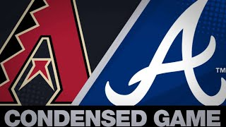 Condensed Game: ARI@ATL - 4/17/19