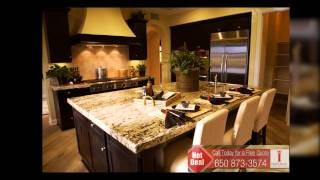 Kitchen & Bath Remodel In Los Altos (650) 458-7991
