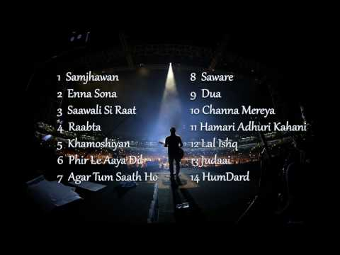 Best of Arijit Singh | Soothing Nights  | Jukebox |