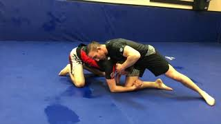 High % Darce Choke with Bellator Top Contender and ADCC vet John Salter