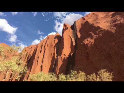Australia 2015 - Uluru, Kata Tjuta, Kings Canyon trekking / camping 1080p