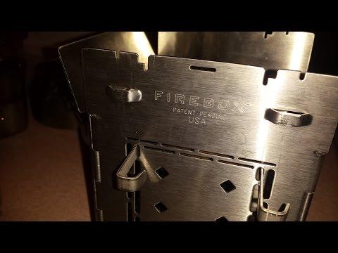 Folding Firebox First Impressions