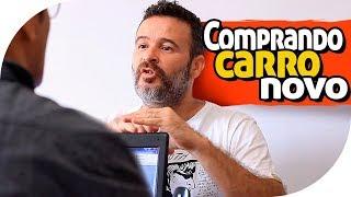 COMPRANDO CARRO NOVO - PARAFUSO SOLTO