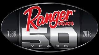 Ranger Boats 50th Anniversary Z521L Icon Edition