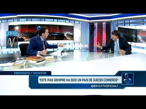 Una gran conversación entre Jaime Bayly y Mijael Garrido-Lecca