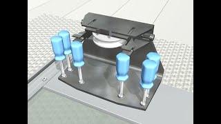 Sistema 4 com portas Vita