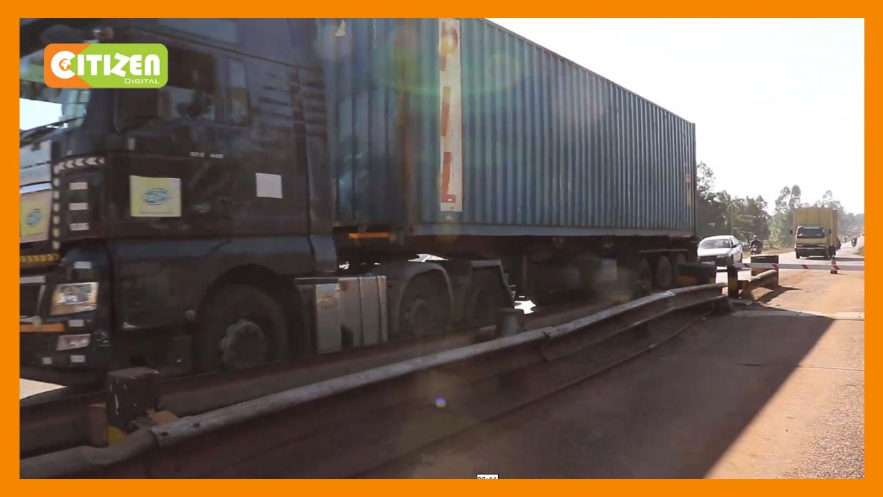 Download KENHA warns truck driver against load breaches
