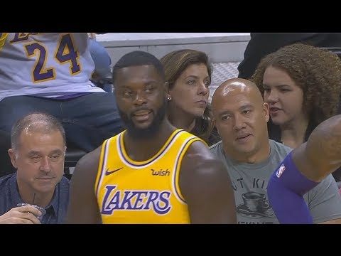 Lance Stephenson Forced By Refs To Stop His Celebration After Getting A Technical Foul For Taunting!