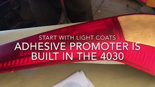 كيفية لون أضواء الذيل الخاص بك باستخدام Createx Candy2o خطوة خطوة في 4K