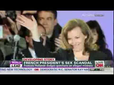 Reports: French first lady out of hospital