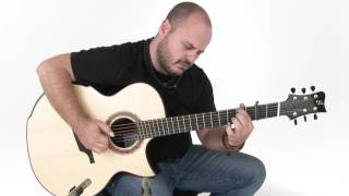 "Andy McKee - ""Africa"" (Toto) - Fingerstyle Acoustic Guitar Cover"