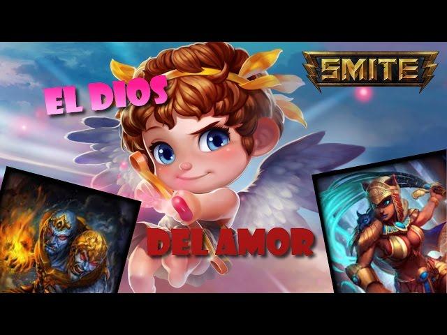 Un Gran! Cupido / SMITE