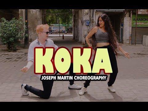 KOKA - DANCE COVER | Badshah | Dhvani Bhanushali | Jasbir Jassi | Joseph Martin Choreography