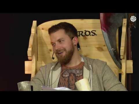 Lasse Bluten und seine Frau | B.E.A.R.D.S. 2 | RocketBeansTV