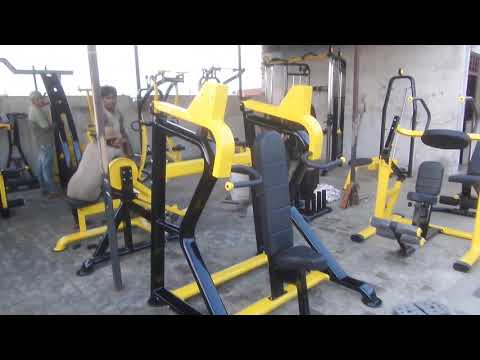 Gym Equipments Manufacturer