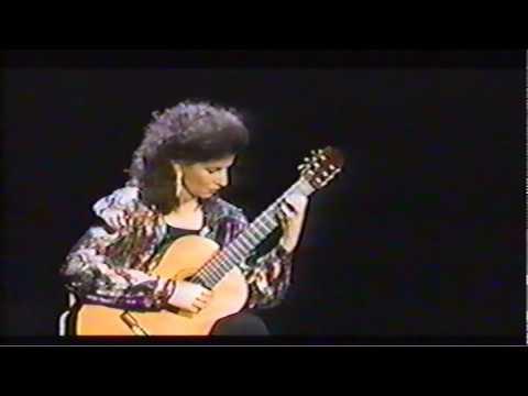Sharon Isbin - Waltz by Agustin Barrios Mangore