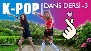 K-Pop (BTS - Fake Love)  | Dans Dersi - 3 Video