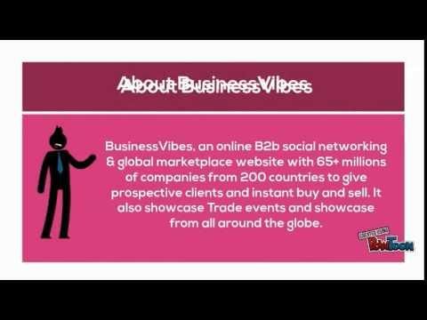 Global B2B Marketplace and B2B Portal