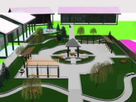 Taman Minimalis Taman Minimalis Sekolah