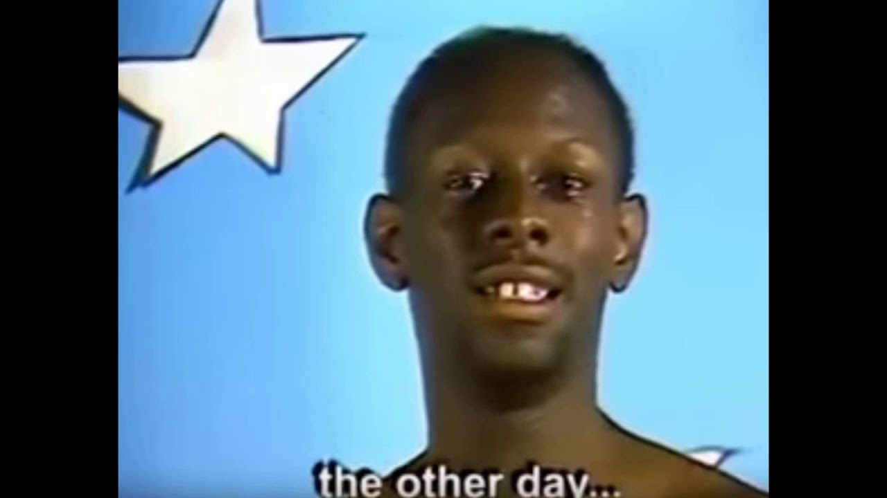Black Salami Original Video