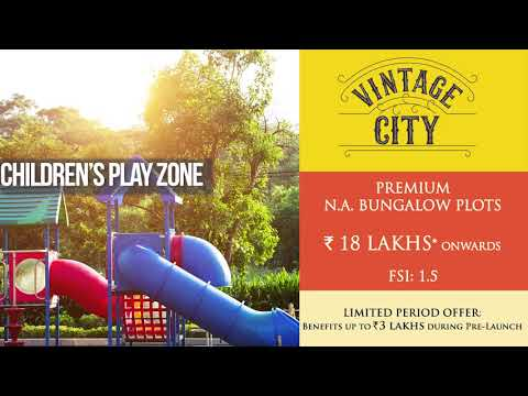 Own a bungalow plot in Pune from just 18 Lac*   Near Poonawala Stud Farm