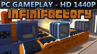 Infinifactory | PC GAMEPLAY | HD 1440P