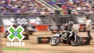 Jared Mees wins Harley-Davidson Flat Track gold | X Games Minneapolis 2018