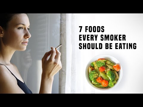 7 Best Foods For Smokers