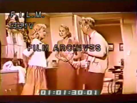 Gidget Trailer (stock footage / archival footage)