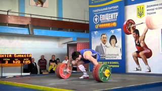 Oleksiy Torokhtiy   Snatch198 kg
