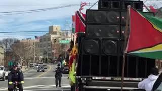 2018 jersey city Phagwah Parade