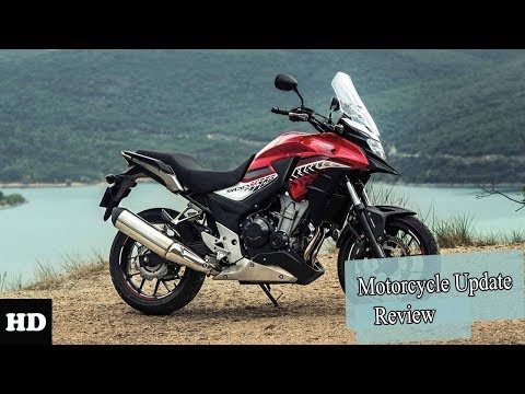 Hot News!! 2019 Honda CB500X Features Special Edition - Review Look in HD