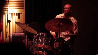 Eric McPherson Drums Solo (Fred Hersch Trio)