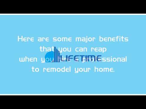 Remodeling in Menlo Park - Benefits of Hiring a Professional For Your Home Remodel